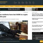Waterloo residents have lost $430K to crypto scams this year