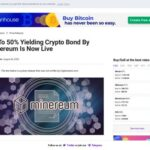 Up To 50% Yielding Crypto Bond By Minereum Is Now Live