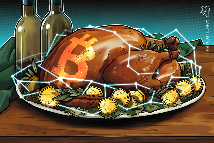Bitcoin and blockchain topics to discuss with the crypto curious this Thanksgiving