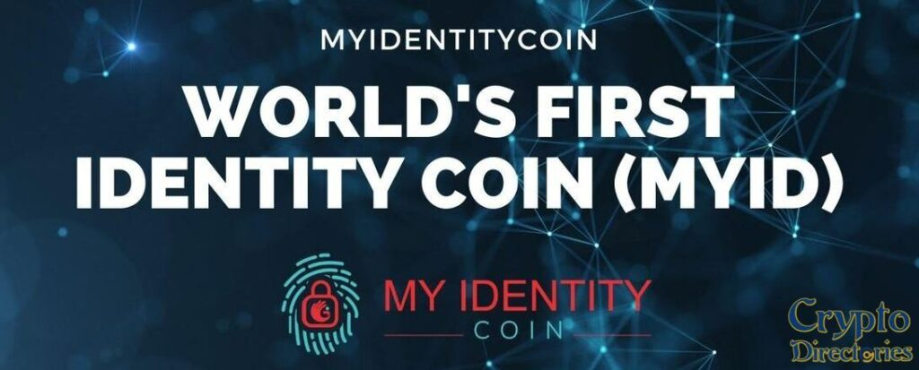 My Identity Coin token sale