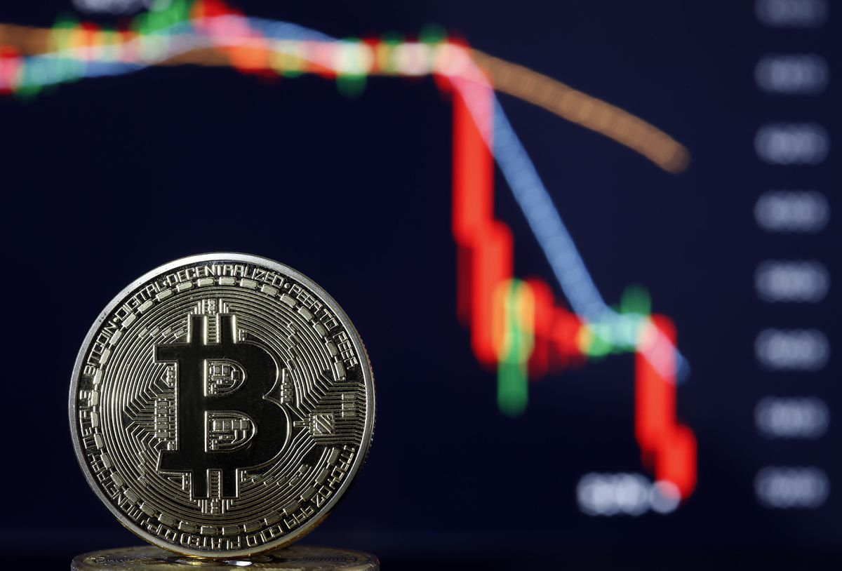 Crypto Market Erases $200 Billion In Market Value In 24 Hours, Regulator Warns Investors Could 'Lose All Their Money'