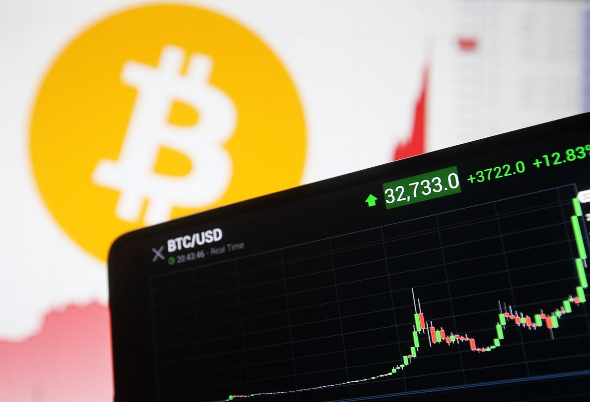 After Robinhood Restricts GameStop, Bitcoin And Crypto Market Suddenly Soars Toward $1 Trillion—Dogecoin Price Rockets 200%