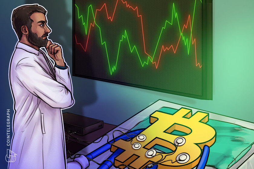 Analysts say Bitcoin price drop to $30K was 'healthy and necessary'