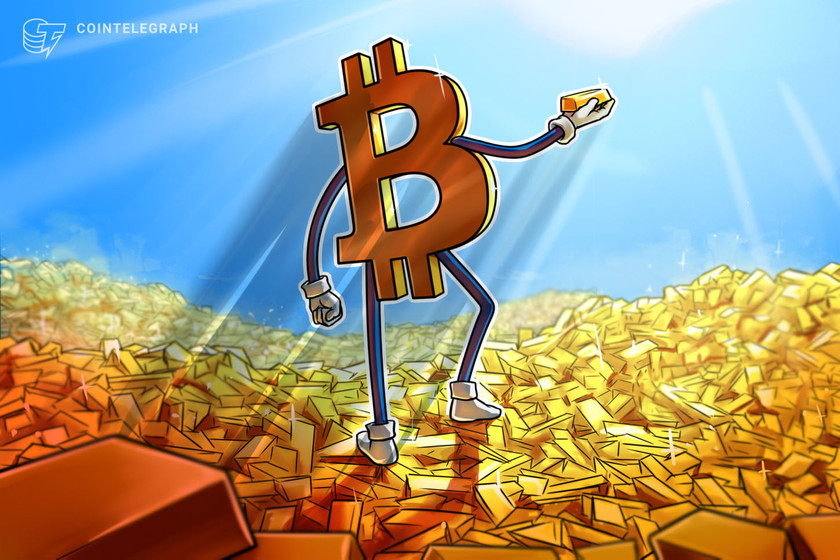 Experts: gold outflows are leading Bitcoin higher