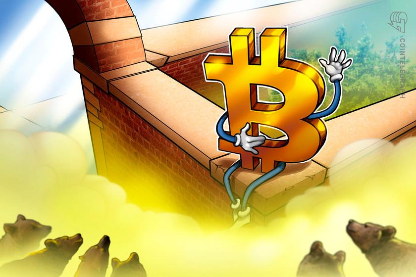 Key Bitcoin price metric signals BTC may be near a local top