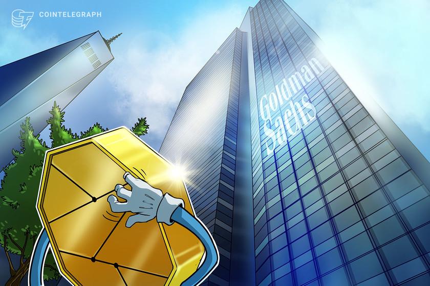 Goldman Sachs says Bitcoin is on the path to maturity