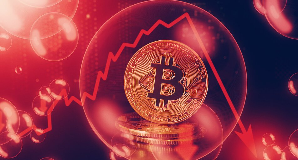 Bitcoin Price Suffers Biggest Daily Drop in History - Decrypt