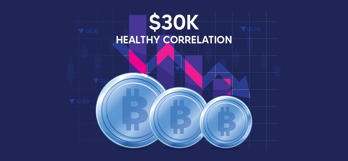 Bitcoin Plunges to $30K, Analysts Believe It Is a Healthy Correction