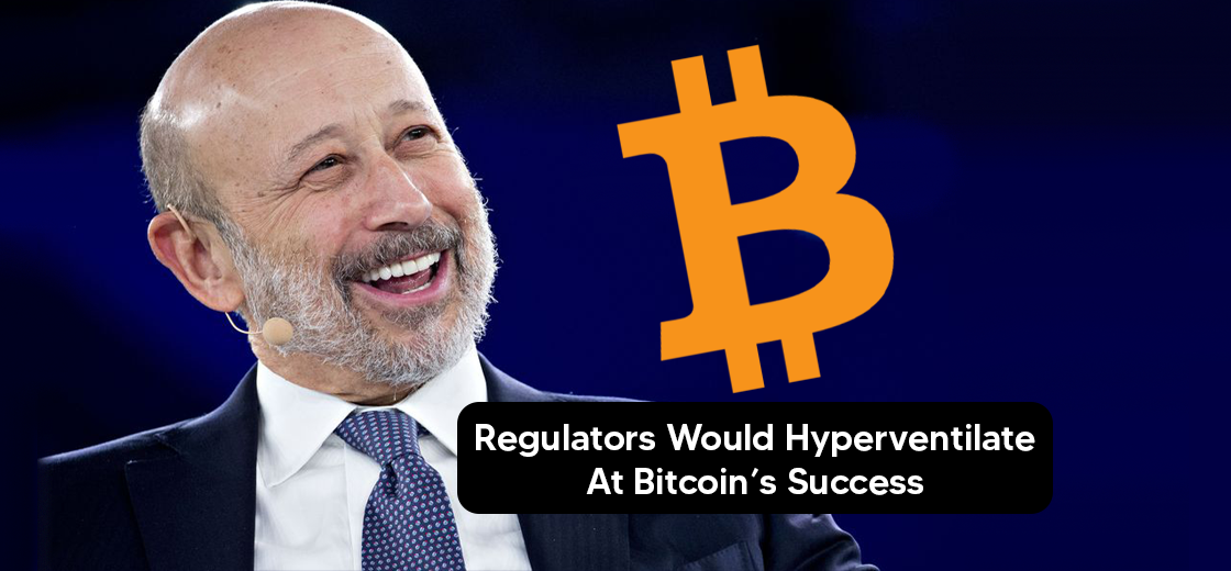 Regulators Would Hyperventilate at Bitcoin's Success