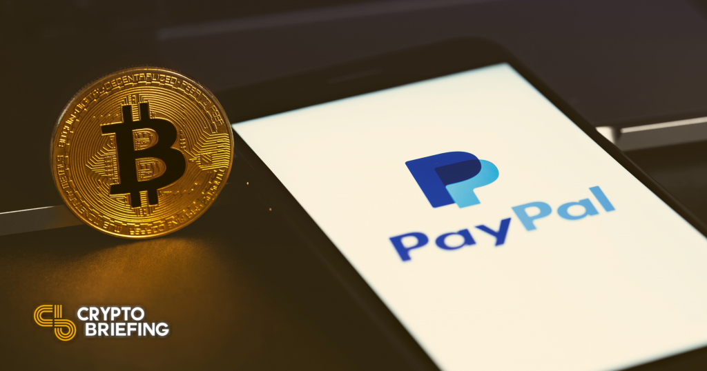 Crypto Trading on PayPal Hits All-Time High as Retail Returns | Crypto Briefing