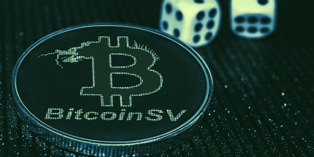 Bitcoin SV Leaps by 30% as Altcoin Race Heats Up - Decrypt