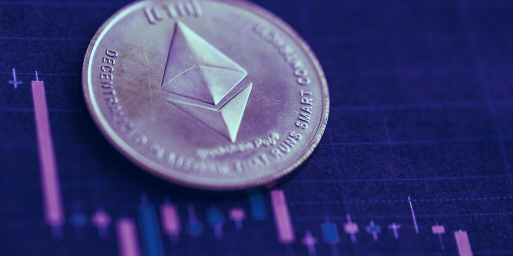 Ethereum's Second-Largest Crash Brings Price Below $1,000 - Decrypt
