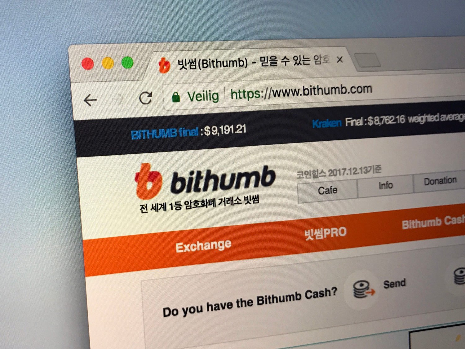 South Korean gaming giant Nexon is preparing to acquire crypto exchange Bithumb for about $460 million: Report
