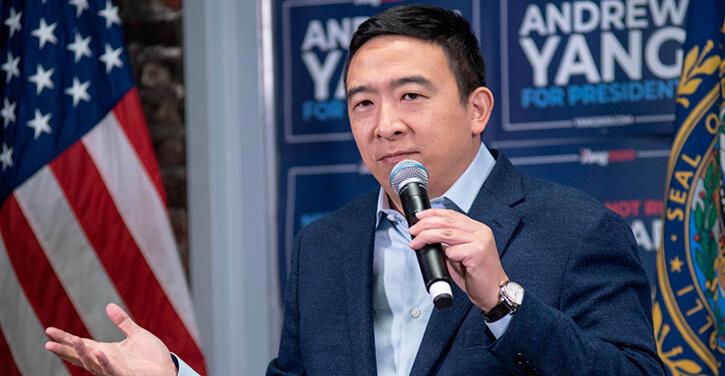 Andrew Yang to make NYC a Bitcoin hub