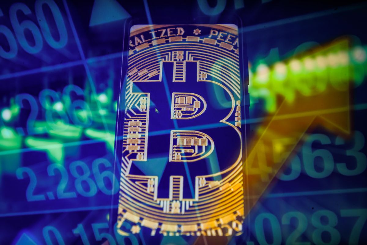 Market Up $750 Billion, Nearly Doubling This Month As Bitcoin Hits New Highs