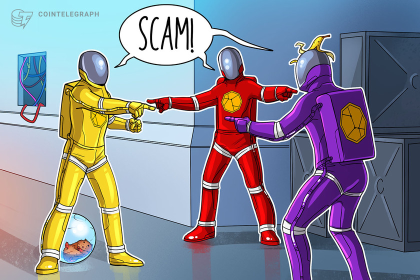 Crypto industry must keep scammers from stealing another $16 billion