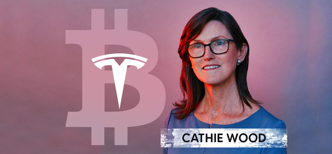 Cathie Wood Believes Tesla Made the Right Decision to Invest in Bitcoin