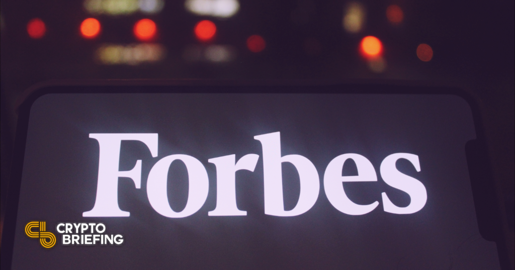 """Binance Drops Forbes Lawsuit Over """"Tai Chi"""" Article"""