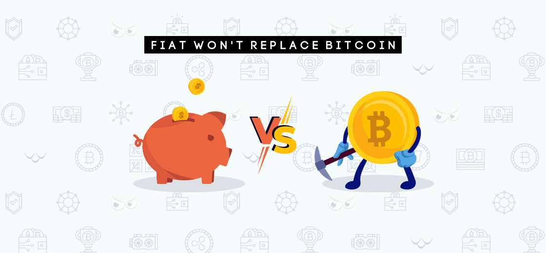 Governments Won't Allow Corporates to Replace Fiat with Bitcoin: Analyst
