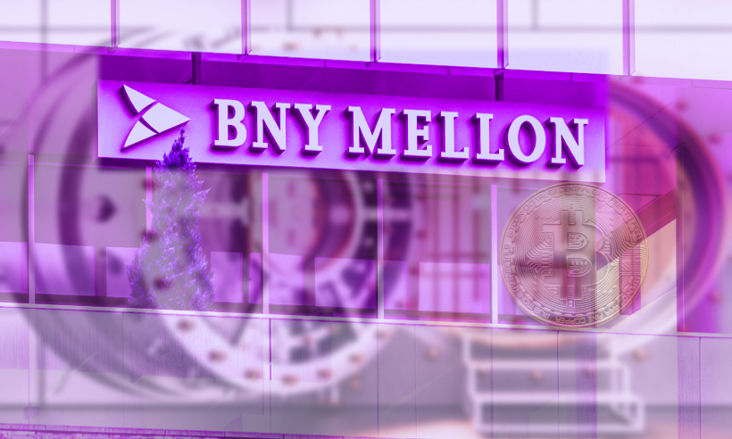 Bitcoin Custody To Be Supported By America's Oldest Bank BNY Mellon