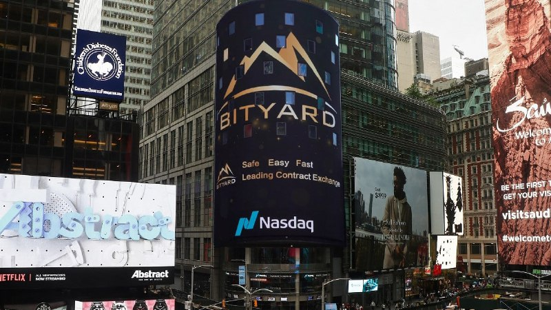 Why Bityard is the world's leading cryptocurrency derivatives exchange?