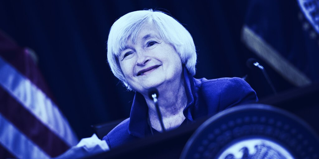 Janet Yellen Calls Bitcoin a 'Highly Speculative Asset'