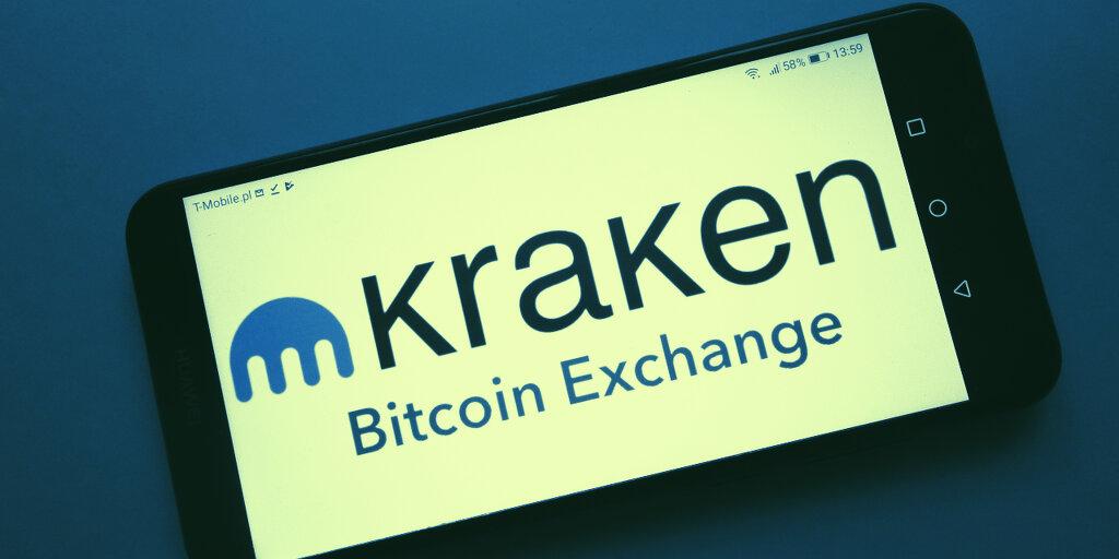 Crypto Exchange Kraken Aims at $10 Billion Valuation: Report