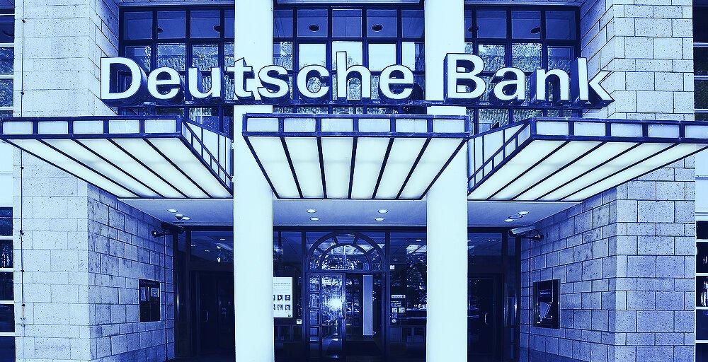 Deutsche Bank Readying Crypto Custody and Trading Platform
