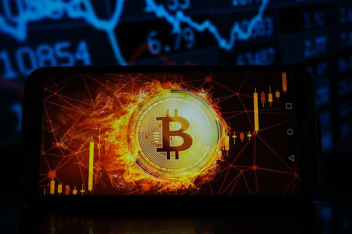 Bitcoin Is Braced For A Huge $6 Billion Price Earthquake This Week
