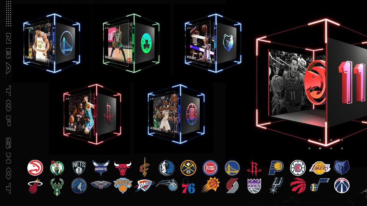 NBA Top Shot Maker Collects $2.6 Billion Valuation On NFT Fervor
