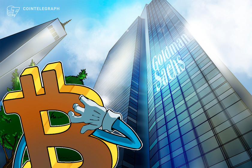 Goldman Sachs readying Bitcoin product for clients — BTC bounces above $58K