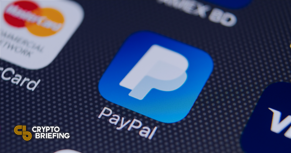 FTX Exchange Adds PayPal Support