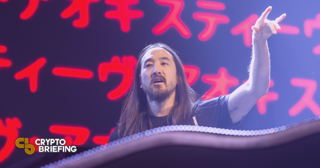 Steve Aoki Joins Celebrities Dropping NFTs on Ethereum