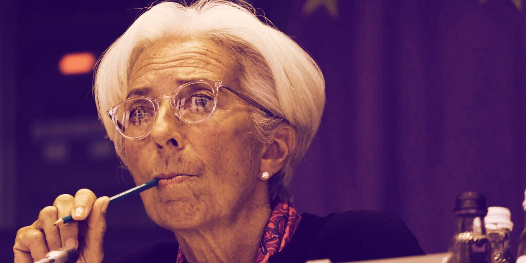 Digital Euro Will Be Decided On Within Months: ECB's Lagarde