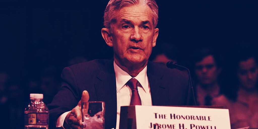 Bitcoin Drops, Bond Yields Rise as Fed Chair Powell Stands Pat