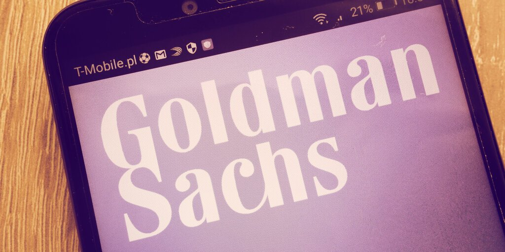 Goldman Sachs Bitcoin Investment Offering Coming in Q2: Report