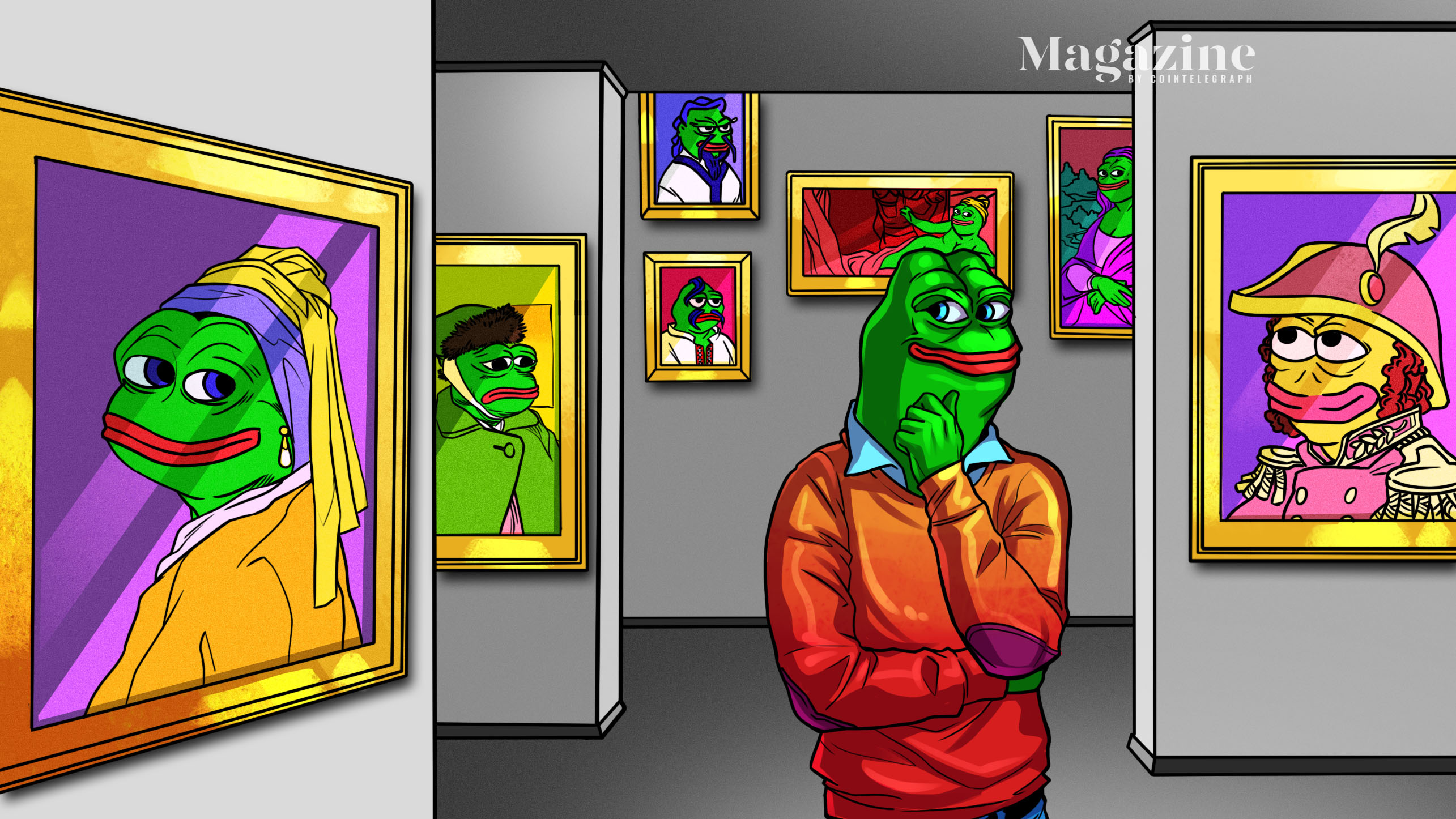 What does the frog meme? – Cointelegraph Magazine