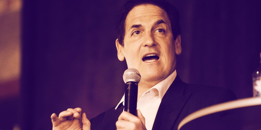 Mark Cuban Explains His Obsession with NFT Collecting