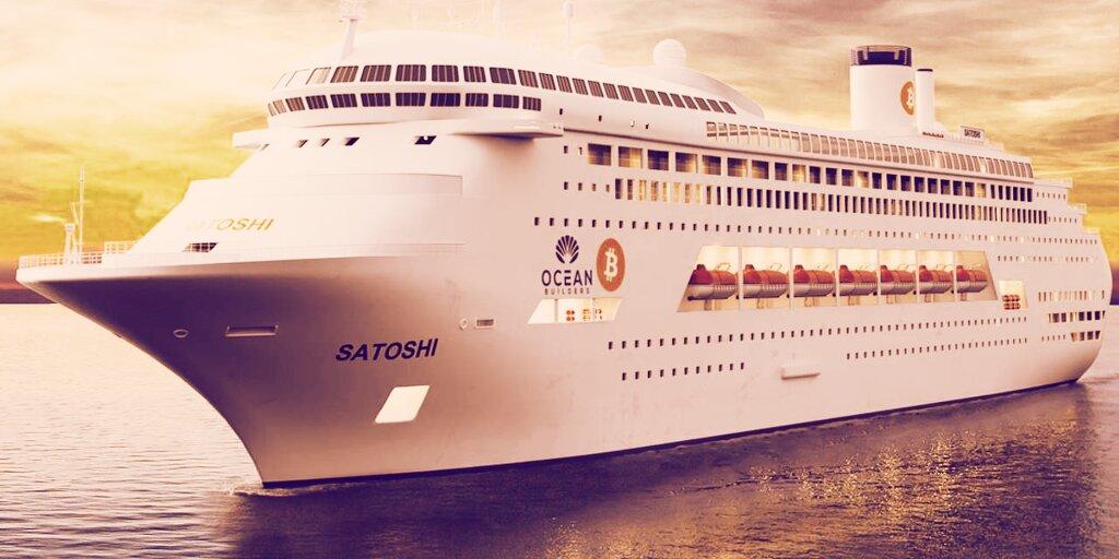 'Satoshi' Cruise Ship Lives to Set Sail Again