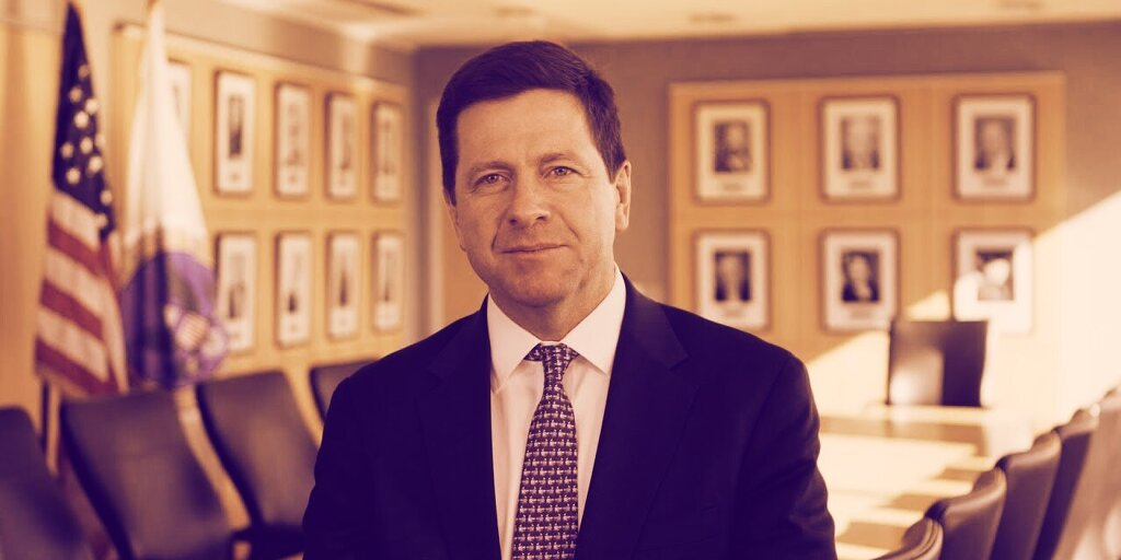 Ex-SEC Chairman Jay Clayton Takes Crypto Advisor Role at One River
