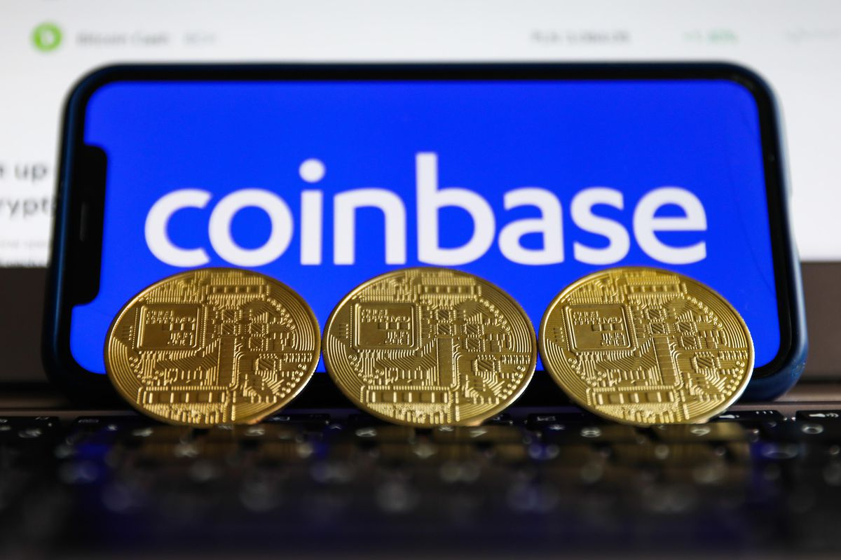 Coinbase Stock Down 32% As Crypto's Value Plunges $220 Billion