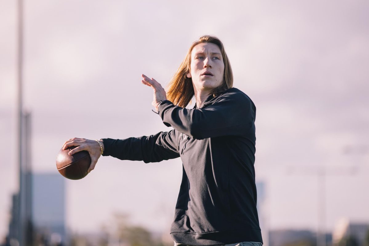 Trevor Lawrence Signs Endorsement Deal With Blockfolio That Will Pay Him In Cryptocurrency