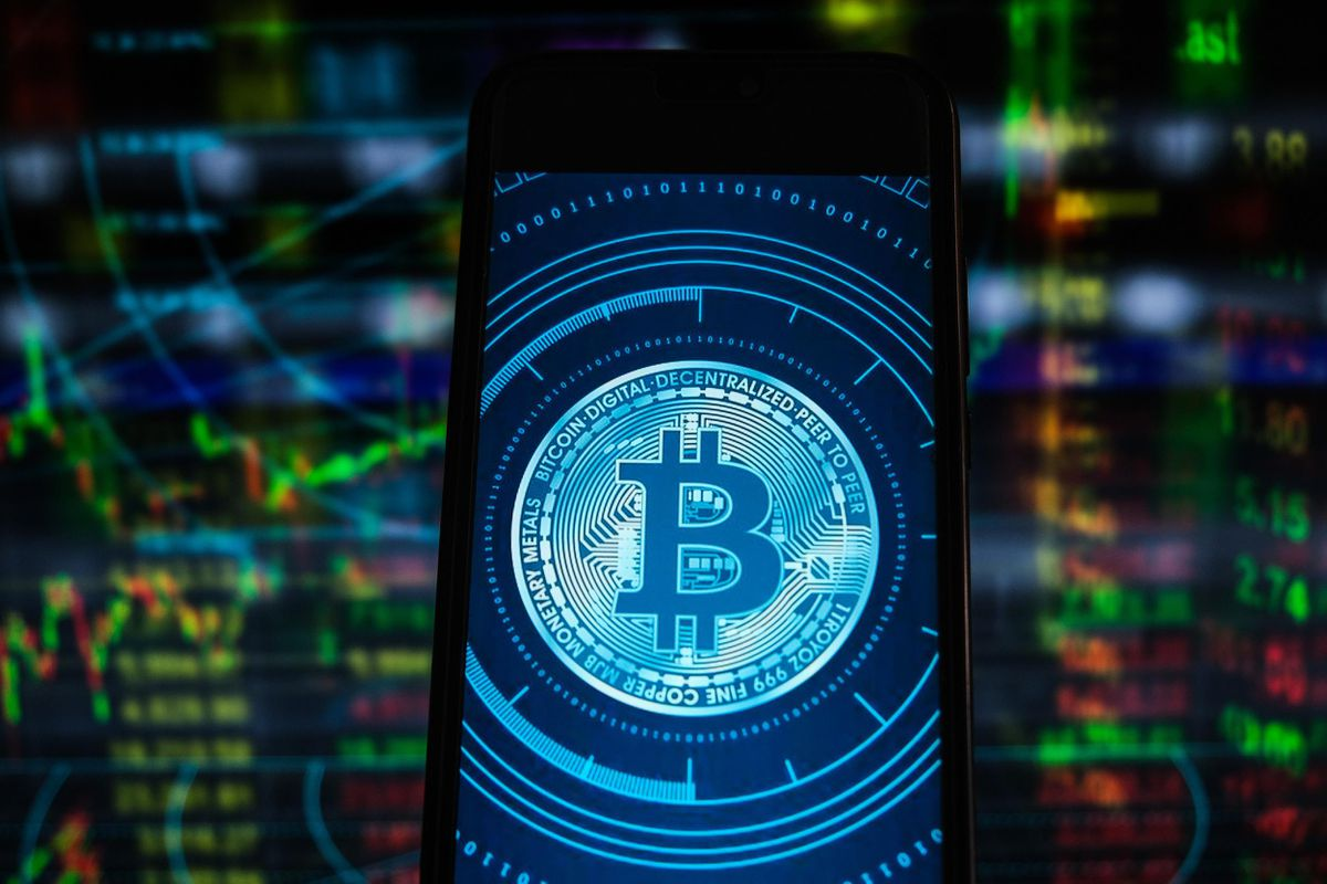 Here Are The Top Stocks Riding The Crypto Wave And 'Dramatically' Outperforming The Market