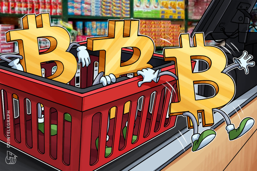Canada's Purpose Bitcoin ETF may be cutting into Grayscale's market share