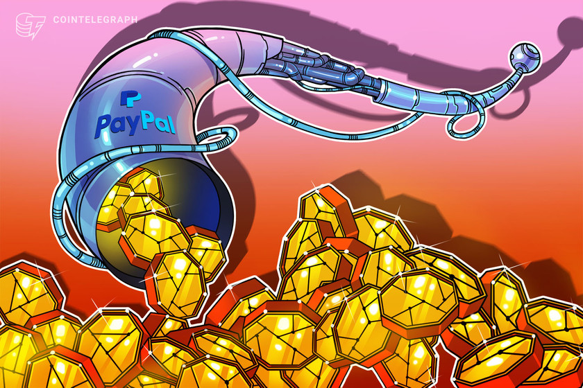 Demand for PayPal's crypto offering exceeded all expectations, CEO says