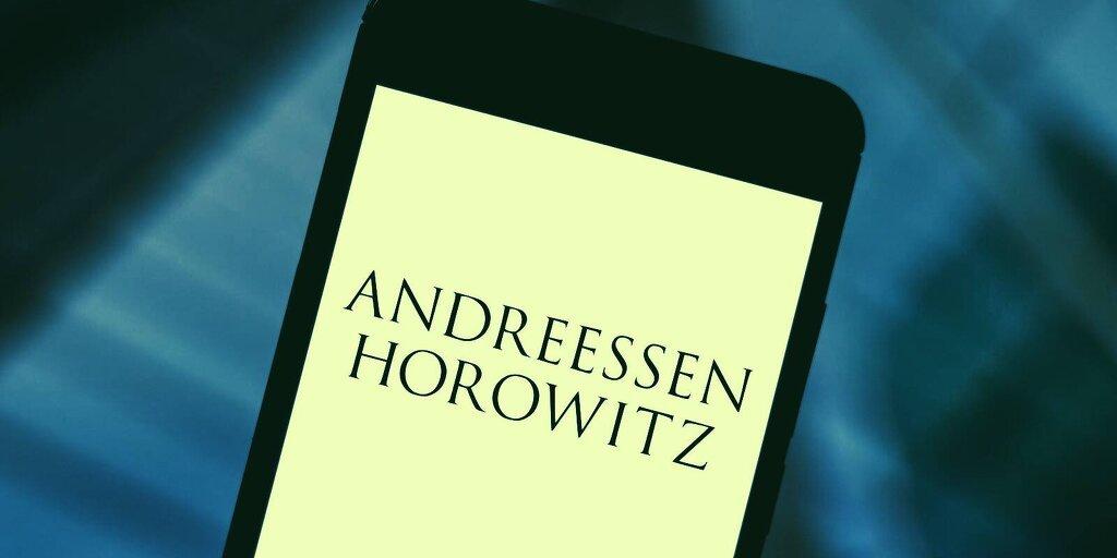 Andreessen Horowitz Will Launch $1 Billion Crypto Fund: Report