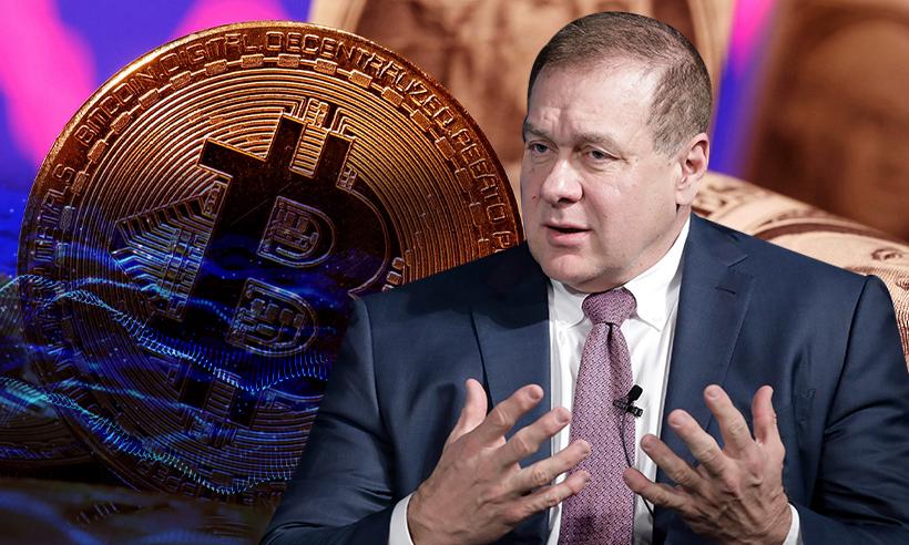Bitcoin Could Plummet 50%, Pulling Back to $20,000: Guggenheim CIO