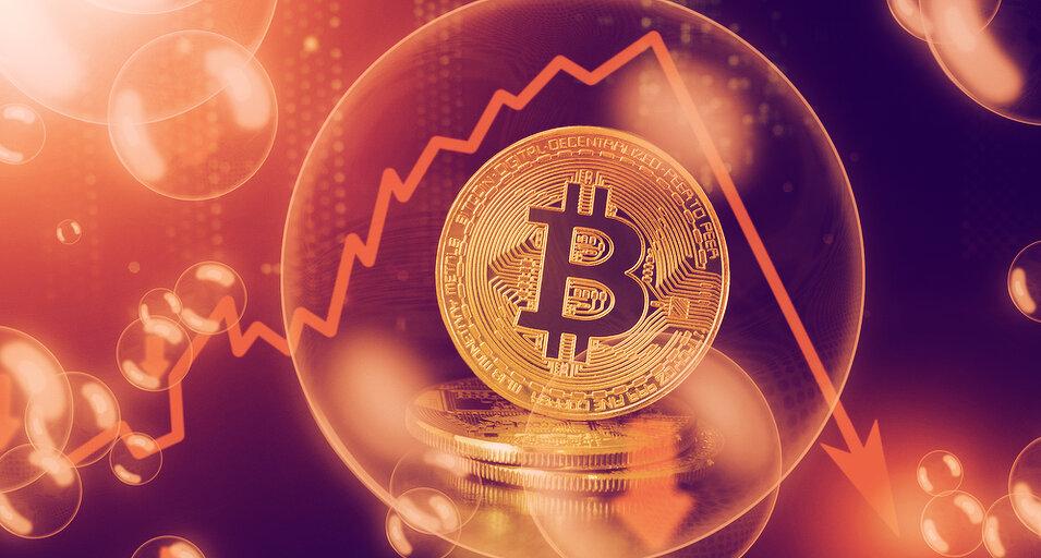 Bitcoin Price Crashes Below $50,000
