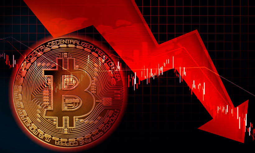 Bitcoin Brings Down Other Cryptos in Flash Crash Avalanche