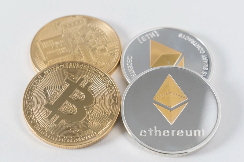 Ethereum ETH Bitcoin BTC